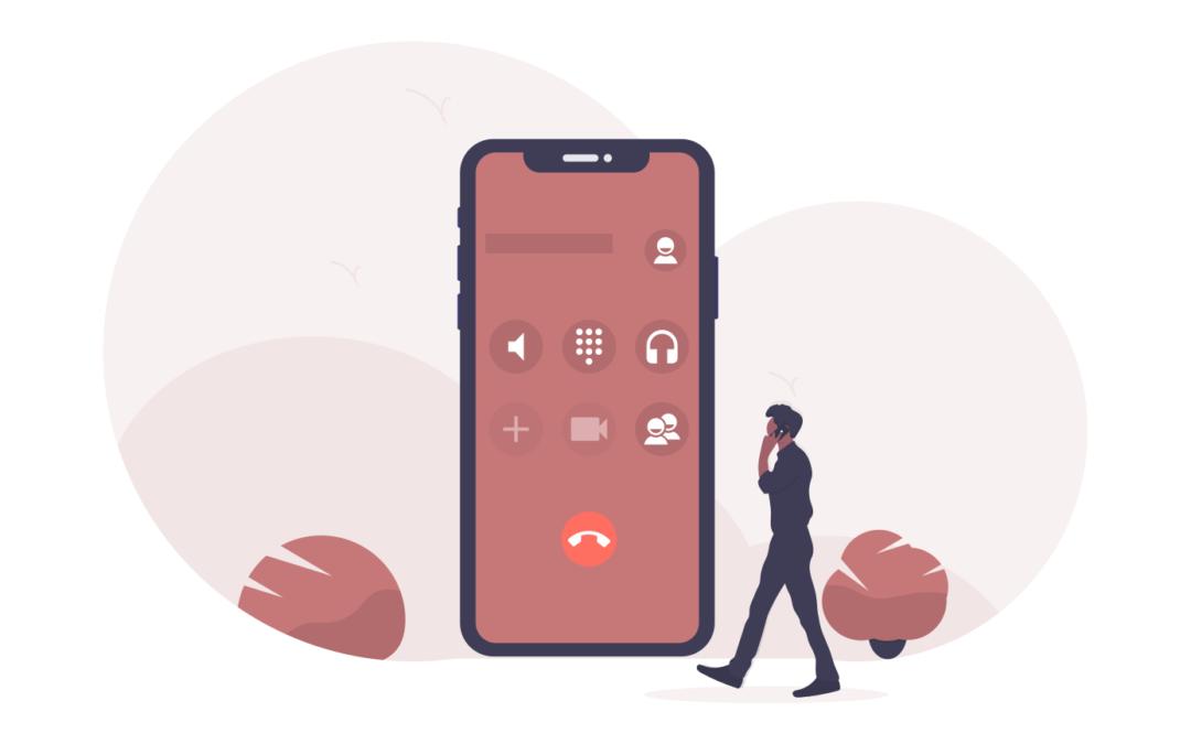 Agendar ligação com equipe
